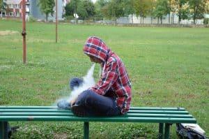 beneficios de fumar con vaporizador