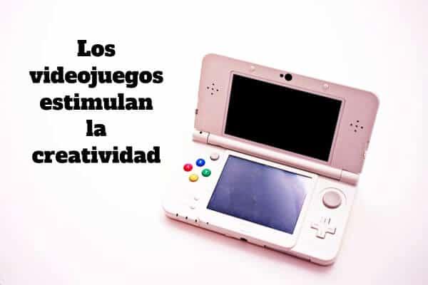 Los videojuegos estimulan la creatividad