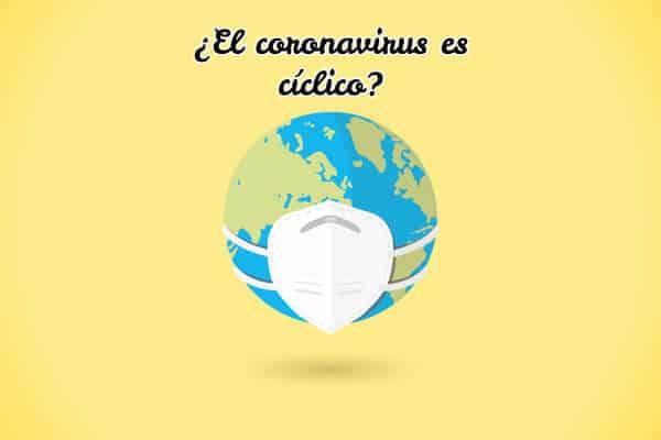 El coronavirus es cíclico
